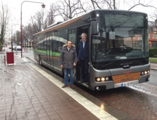 GreenCharge – Field test of electric bus